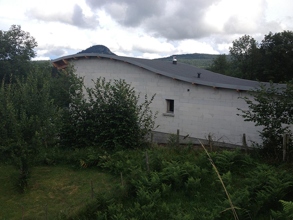 Maison en monomurs béton cellulaire à Yssingeaux