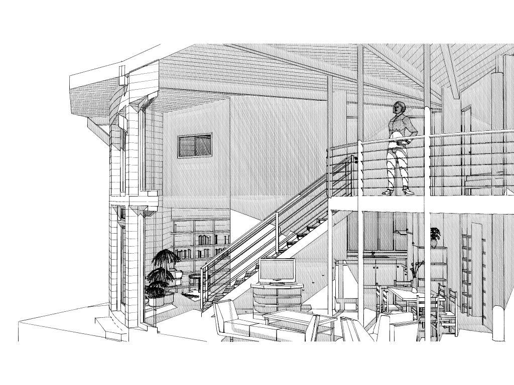 Conception d'une maison bioclimatique au Puy-en-Velay