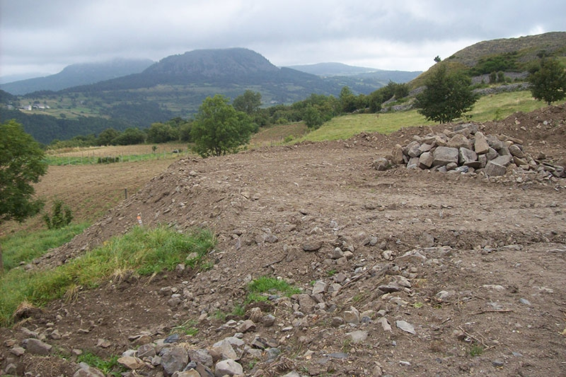 Gîte bioclimatique dans le site classé de Bigorre
