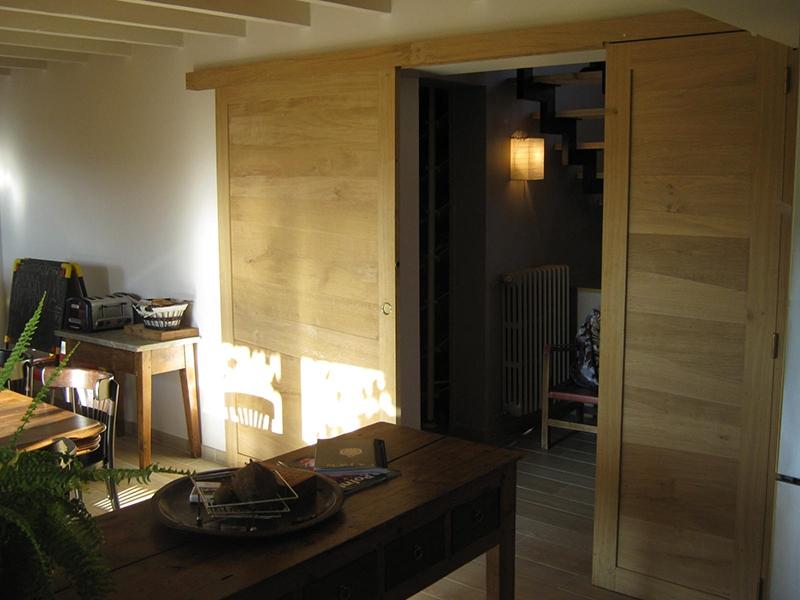 Rénovation d'une maison au Puy en Velay