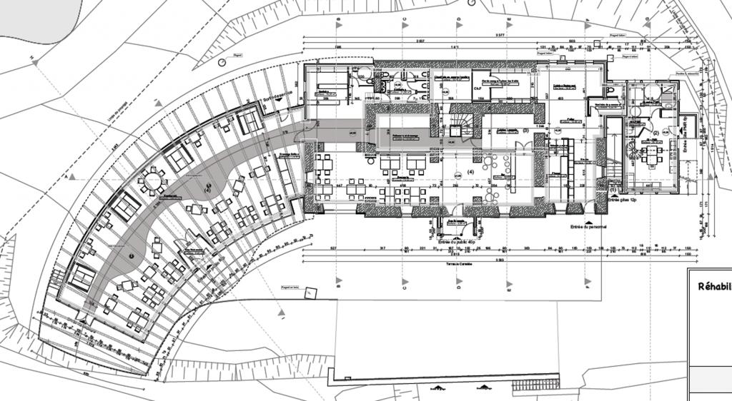 Projet de la maison forestière des Estables, grand site du Mézenc