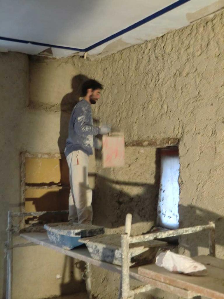 Eco-rénovation d'un immeuble au Puy-en-Velay