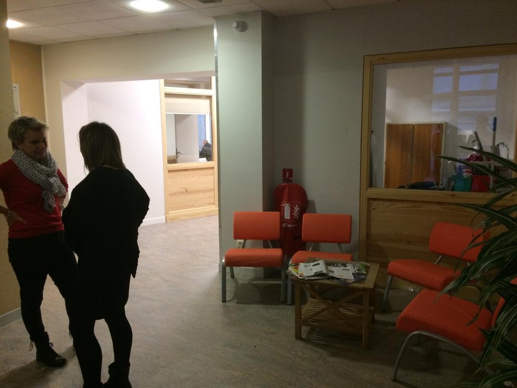 Réaménagement intérieur d'un étalissement reçevant du public