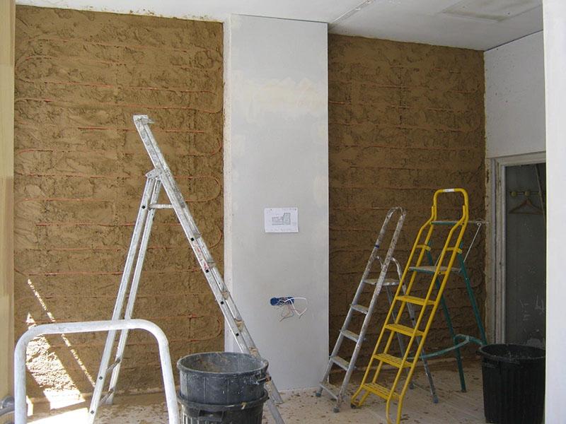 éco-rénovation de nos bureaux