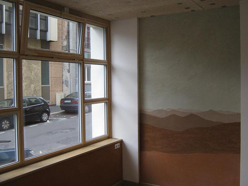 Bureaux rénovés au Puy en Velay
