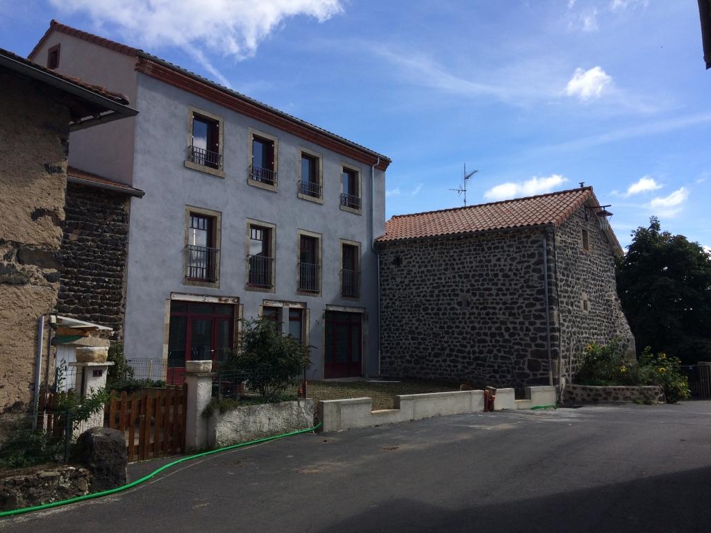 Rénovation de l'ancienne Auberge BERGER à LISSAC