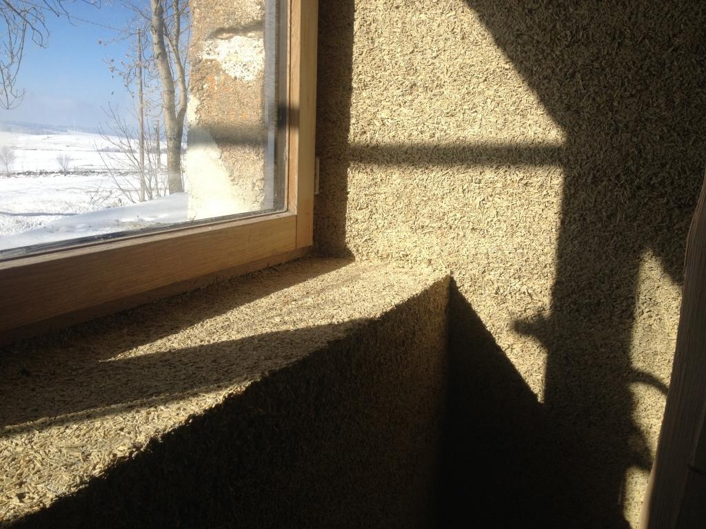 Fenêtre doublée intérieure Hes Mix finie