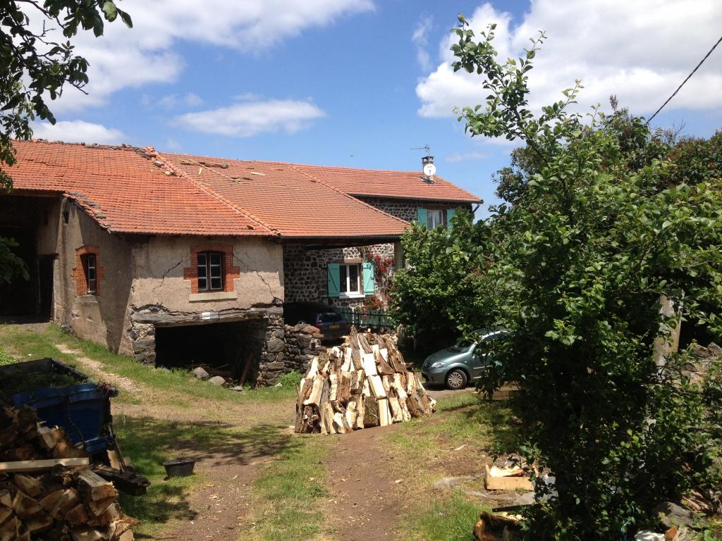 Transformation d'une ancienne ferme en Haute-Loire