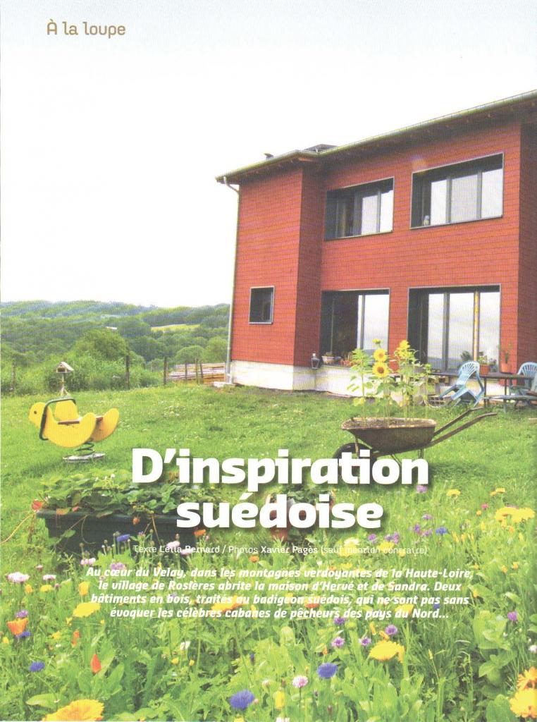 D'inspiration suédoise