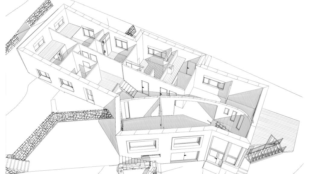 Projet de maison à Polignac