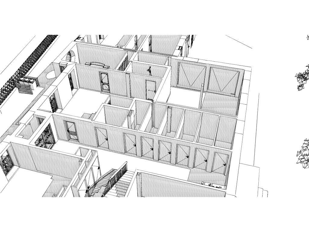Rénovation d'un immeuble en béton de chanvre en Haute-Loire