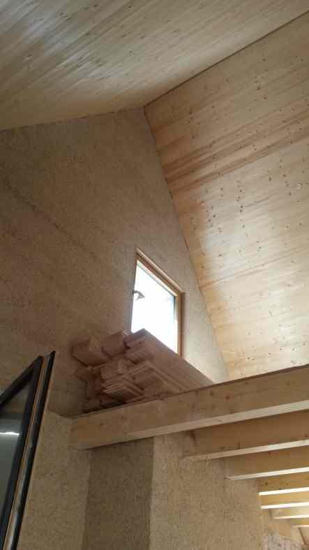Rénovation d'une maison de montagne en Ardèche