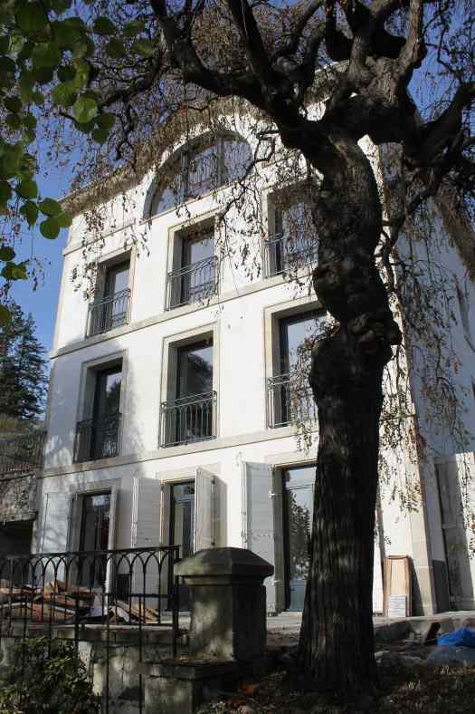 Rénovation en pierre à Chadrac en Haute-Loire