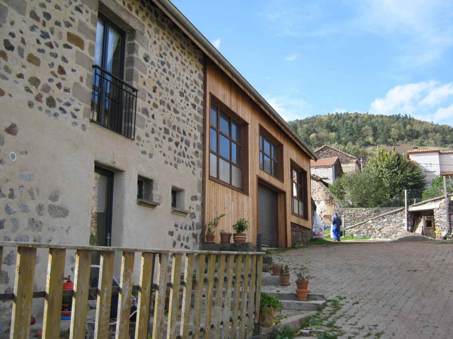 Rénovation bâtiments en pierre