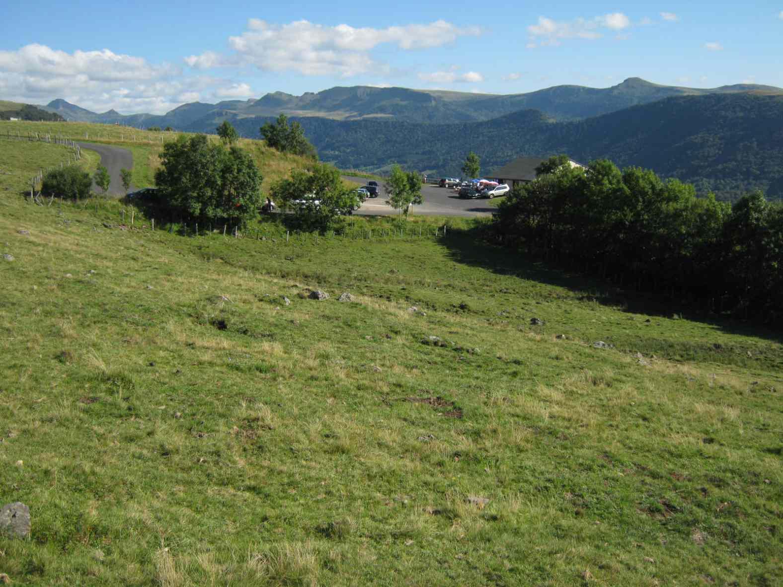 Projets 4 cols d'Auvergne