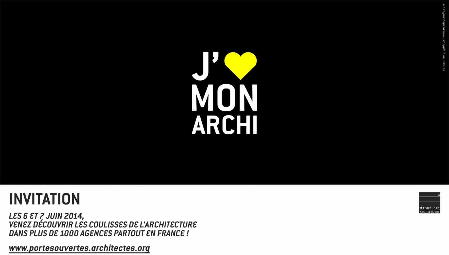 Invitation porte ouverte - Monjauze architectes